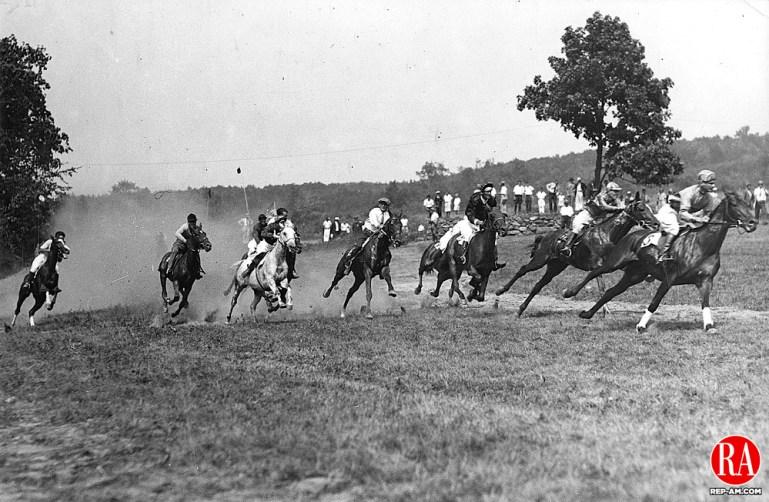 Watertown horse races August 13, 1933.