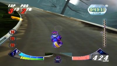 EXG2 screen 3