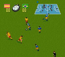 Champions World Class Soccer (E) (M4)
