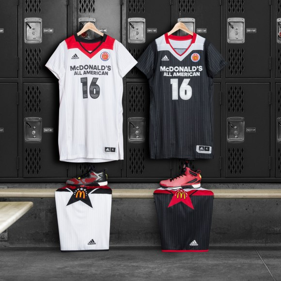 All-American Jerseys 2016