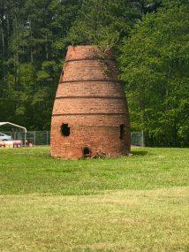 Brick Beehive