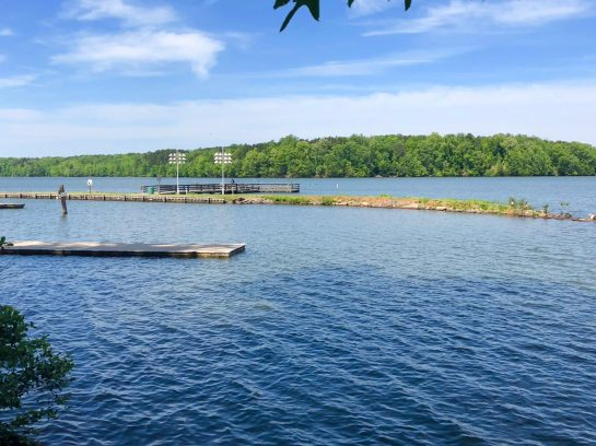 Lake Brandt