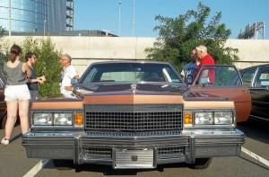 An old Cadillac that aged okayish