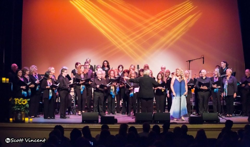 The Ridgefield Chorale