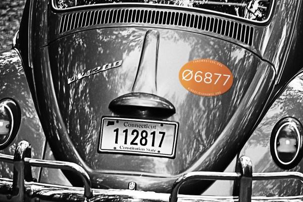 06877 Bumper Magnet