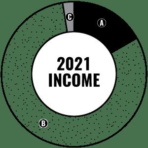 2021 Income