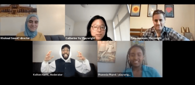 Meet the Playwrights 2021