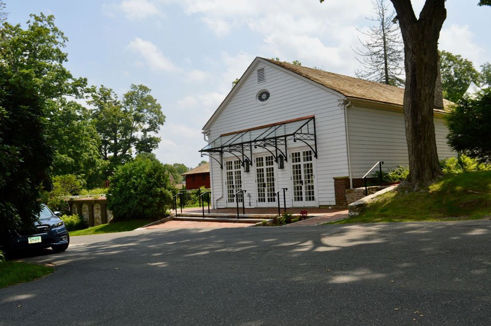 The Suburbs: Keeler Tavern Museum Garden House