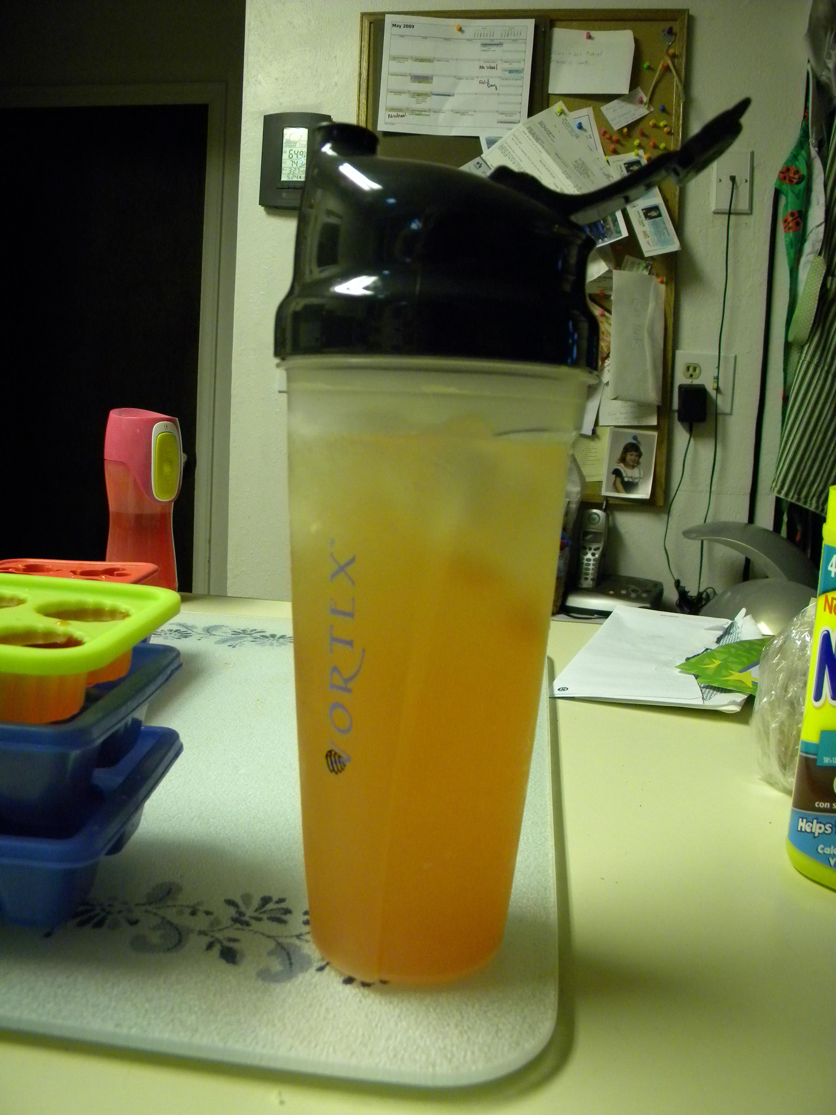 Mmmm.  Juicy water.