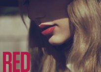 Taylor Swift - Red album cover artwork