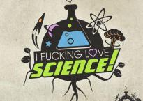 I Fucking Love Science logo