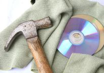 Hammer and CDs