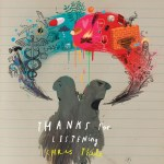 "Chris Thile says ""Thanks for Listening"" with his new album"