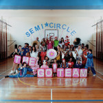 "The go! team cut no corners on ""Semicircle"""