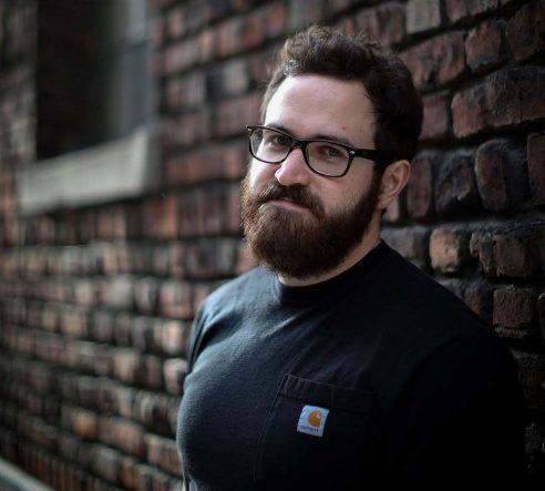 Photo of singer-songwriter, Stephen Babcock