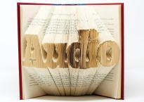 Art utilizing a book