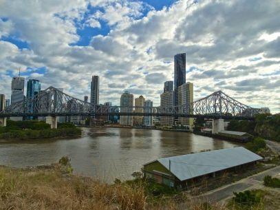 Inner city Brisbane