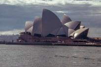 Multiple curves of the iconic Sydney Opera House