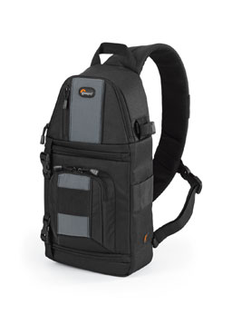 REVIEW:  The Lowepro SlingShot 102 AW