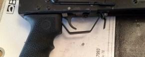 My Saiga 12 Pistol Grip Conversion Project