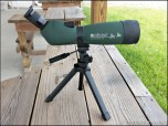 Review of the Konus Konuspot 20-60x80mm Spotting Scope 7120