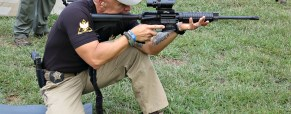 Review of The Tactical Rifle I Course From TDI