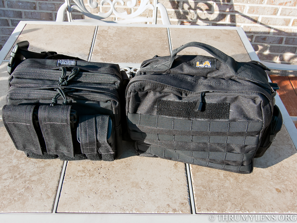 Ammo Bag Options: The Maxpedition Active Shooter Bag vs  The