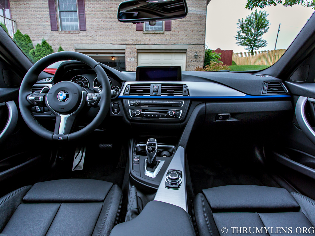 Review of the 2013 BMW 335i M Sport | ThruMyLens