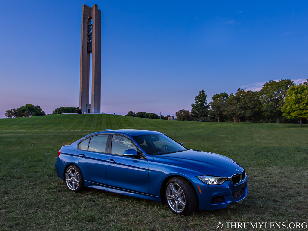 review of the 2013 bmw 335i m sport thrumylens. Black Bedroom Furniture Sets. Home Design Ideas