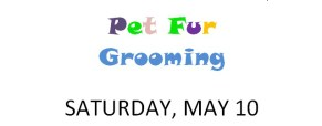 Announcing Pet Photo Day At Pet Fur Grooming!