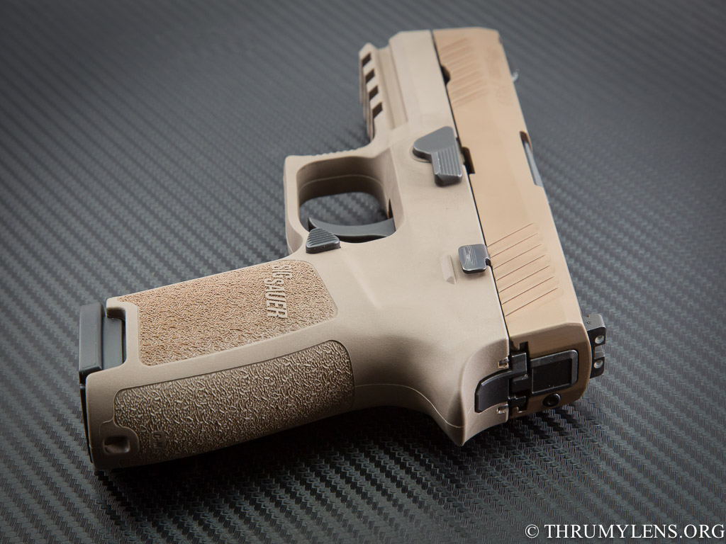 Review of the Sig Sauer P320 Compact | ThruMyLens