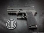 P320 Silicon Carbide Grip Module By C&C Firearms