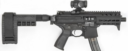 Review of the SIG Sauer MPX K Pistol