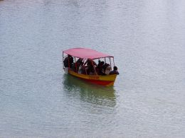 Auf hoher (Kargha-)See
