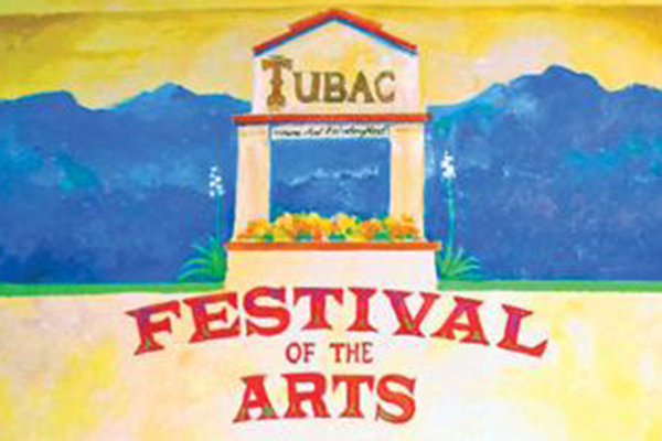 Tubac Festival of The Arts Poster