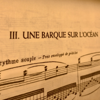 "Web exclusive: Navigating waves of sound with Ravel's ""l'Océan"""