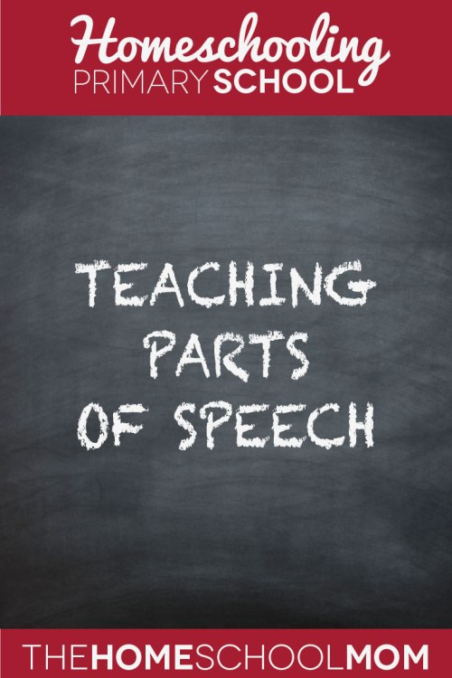 small resolution of Fun Ways To Teach Parts of Speech