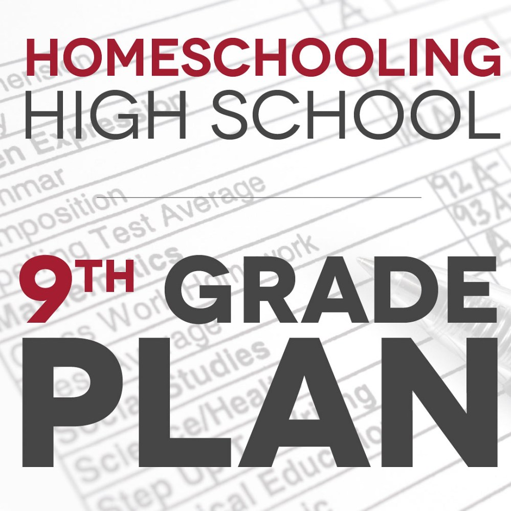 medium resolution of Our 9th Grade Plan for a Non-Traditional Learner