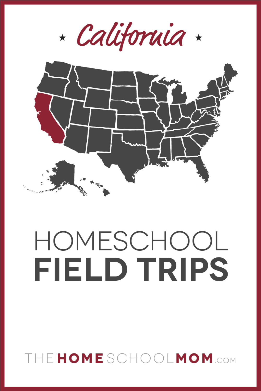 medium resolution of California Field Trips   TheHomeSchoolMom