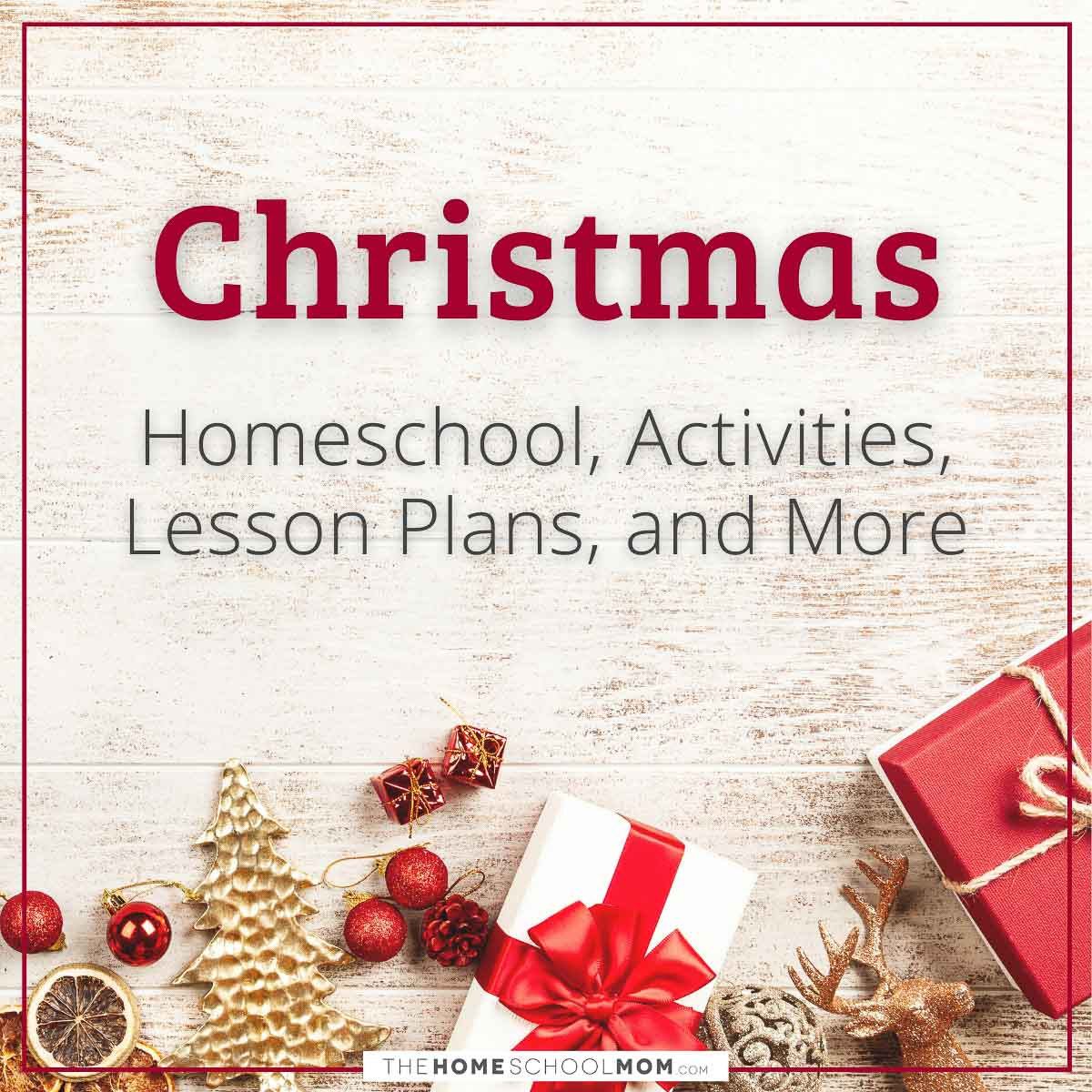 hight resolution of Christmas   TheHomeSchoolMom