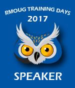 I'm Speaking at RMOUG TD 2017