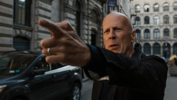 Death Wish Bruce Willis