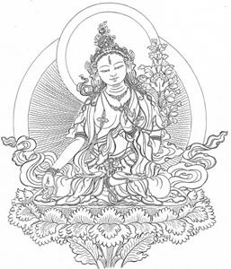 White Tara sadhana