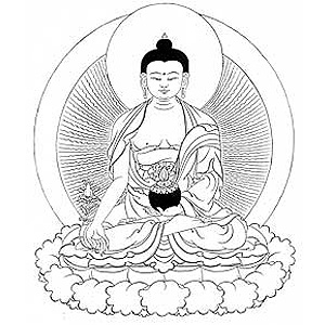 Medicine Buddha guided sadhana