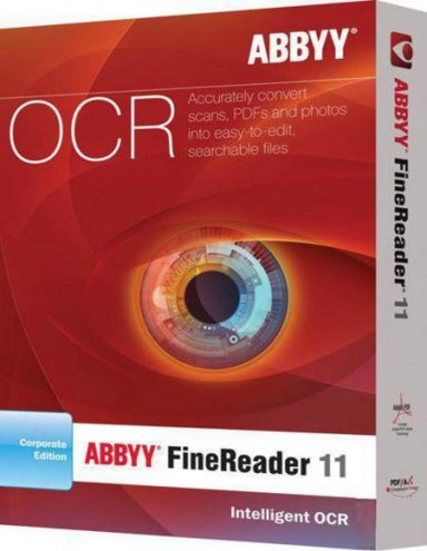 Software review: ABBYY Fine Reader 11