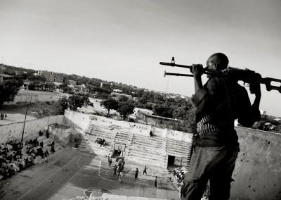 Jan Grarup, Denmark, Laif Women's Basketball, Mogadishu, Somalia - World Press Photo 2013