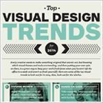 Tendencias en diseño visual para 2014 [infografía]