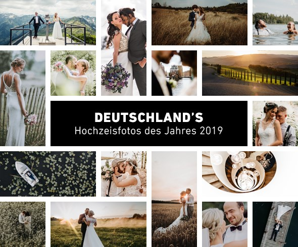 Die besten Hochzeitsfotografen 2019