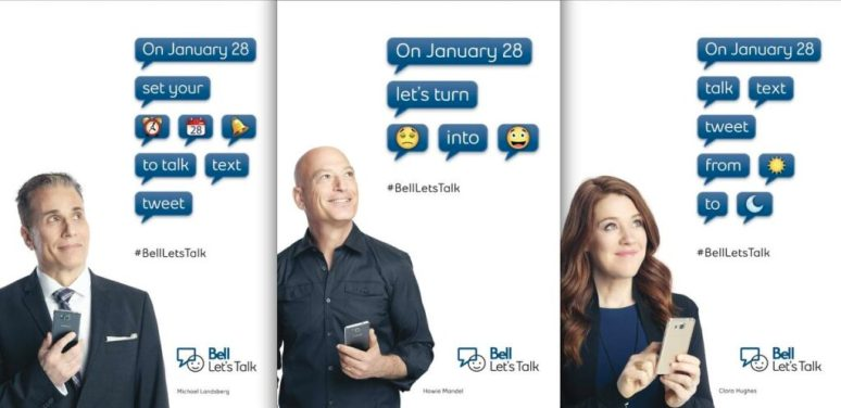 Bell Lets Talk Scam