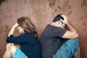 Scheiding, uit elkaar